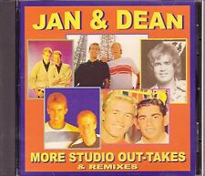 Jan & Dean - More Studio Out-Takes & Remixes / Splendor of Bohemia
