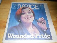 The Village Voice LGBT Gay Christine Quinn Julianne Moore Mona Eltahawy 2013