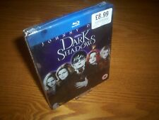 DARK SHADOWS HMV Exclusive UK Blu-ray steelbook rare OOP all region free