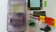ES- PHONECASEONLINE CARCASA GAMEBOY COLOR POKEMON CLEAR PURPLE NUEVA