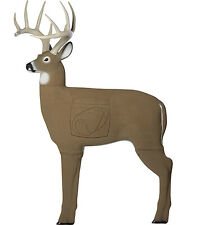 New GlenDel Buck 3D Deer Archery Bow Target PolyFusion 4 Sided Core