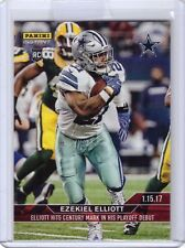 2016 Panini Instant NFL #767 Ezekiel Elliott Rookie Card - Only 193 made!