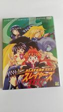 SLAYERS NEXT DVD TV SERIES COLLECTION SPECIAL EDITION 3 DVD ALL REGIONS 0 IMPORT