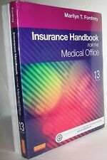 Insurance Handbook for the Medical Office - Text and Workbook Package NEW BOOK