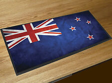 New Zealand Flag bar runner counter mat Cocktail Bars pubs
