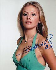 Britt Ekland Signed Autographed 8x10 Photograph