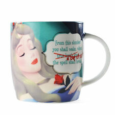 SLEEPING BEAUTY SLUMBER MUG CERAMIC TEA COFFEE CUP RETRO VINTAGE DISNEY FILM