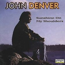 Sunshine on My Shoulders [Laserlight] by John Denver (CD, May-1996, Laserlight)