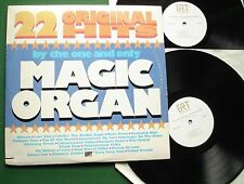 The One and Only Magic Organ Jerry Smith inc Stranger On the Shore + LP x 2
