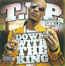 T.I.: Down With the King  Audio CD