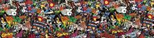 MARVEL COMIC STICKERBOMB Sheet 1300mm X 300MM (SUPERHERO/VW/EUROJDM) COLOUR