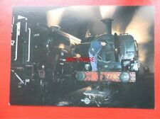 POSTCARD GWR PANNIER TANK LOCO NO 7760 ON SHED AT LOUGHBOROUGH