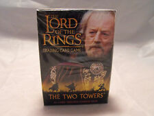 LORD OF THE RINGS TCG TWO TOWERS SEALED THEODEN STARTER DECK