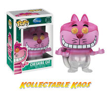 Alice in Wonderland - Cheshire Cat Disappearing Clear Version Pop! Vinyl Figure