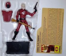 2007 GI Joe 25th CRIMSON GUARD Comic Pack w/ FC Loose 100% Complete