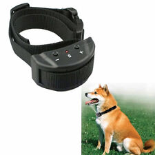 Humane Vibration Safe Stop Barking Dog Electric Shock Control Training Collar