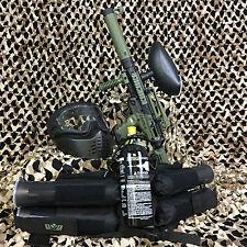 NEW Tippmann Cronus Tactical EPIC Paintball Marker Gun Package Kit - Olive/Black