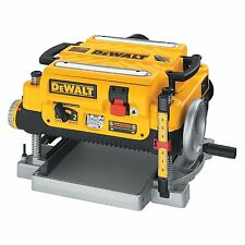 "DeWalt DW735-XE 1800W 330mm (13"") Planer Thicknesser DeWalt 1800W AUS MODEL"