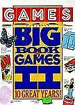 Games Magazine Big Book of Games II: 10 Great Years! Shushan, Ronnie Paperback