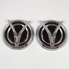 RX2 Antelope ,2x metal Pillar badges,New, for Mazda RX-2 Rotary Rotor Capella