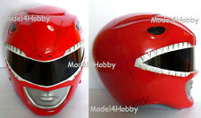 "Outside Cliplock! Cosplay! Mighty Morphin Power Rangers ""RED"" 1/1 Scale Helmet"