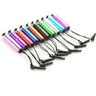 10x Metal Stylus Screen Touch Pen For iPhone IPad Tablet PC Samsung HTC LG  Hot