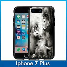 Mommy And Baby Ape For Iphone 7 Plus (5.5) Case Cover By Atomic Market