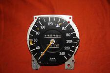Mercedes W107 R107 W116 S SL SLC 280 Tacho Tageszähler Kombiintrument