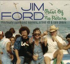 Point Of No Return - Jim Ford (2008, CD NEU)
