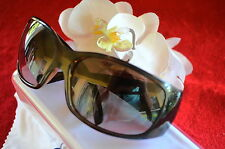 DKNY -  BROWN COLOR  WOMEN SUNGLASSES ( MADE in ITALY)