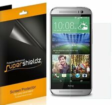 6X Supershieldz HD Clear Screen Protector Shield Guard Saver Film For HTC One E8
