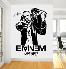 EMINEM Rapper Vinyl Wall Art Sticker