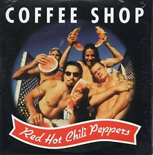 ★☆★ CD Single RED HOT CHILI PEPPERS  Coffee Shop 3-track CARD SLEEVE RARE ★☆★