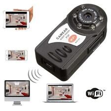 WIFI DV IP Wireless Spy Cam Night Vision Camera Security For Android IOS RP