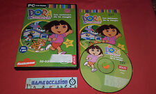 DORA L'EXPLORATRICE LES ANIMAUX DE LA JUNGLE PC CD-ROM PAL COMPLET