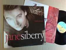 JANE SIBERRY BOUND BY THE BEAUTY 1989 REPRISE LP 0075992594219