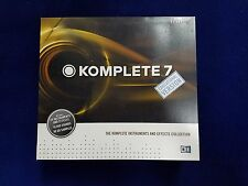 Native Instruments Komplete 7 - Educational Version