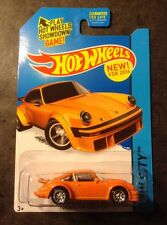 2014 Hot Wheels Custom Porsche 934 Turbo RSR with Real Riders