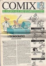 riviste fumetti- COMIX IL GIORNALE DEI FUMETTI Anno 1992 Numero 30