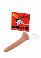 New Pinocchio Super Long False Fake Nose Fancy Dress Adult