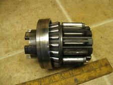 Oliver 77 Tractor Bull Pinion Gear and Bearing