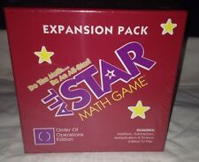 Educational Game All Star Math Game Expansion Pack Orders Of Operations Sealed