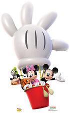 #1172 Mickey Mouse Disney Höhe 151cm Pappaufsteller  Aufsteller Lebensgroß Figur