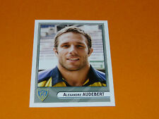 N°212 AUDEBERT CLERMONT ASM AUVERGNE PANINI RUGBY 2007-2008 TOP 14 FRANCE