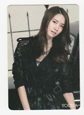 "SNSD GIRLS' GENERATION ""Mr. Taxi "" RDR"" YOONA Japan Official Photo Card F/S"