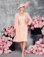 2017 New Arrive Woman Formal Outfits Chiffon Mother of The Bride Dress Suits