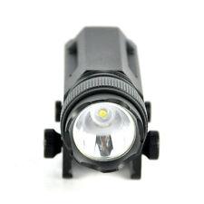3000Lm XM-L2 LED Tactical Gun Rifle flashlight 21.7mm Picatinny Rail Mount Lamp