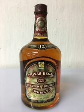 CHIVAS REGAL  12 years old IMPERIAL QUART 43% - 86 Proof Scotch Whisky Vintage
