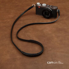 New Cam-in Leather Shoulder neck strap strape For Fujifilm Fuji X10 X100 camera