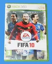 XBOX 360 Game: FIFA 10 -  DVD - VERY GOOD CONDITION